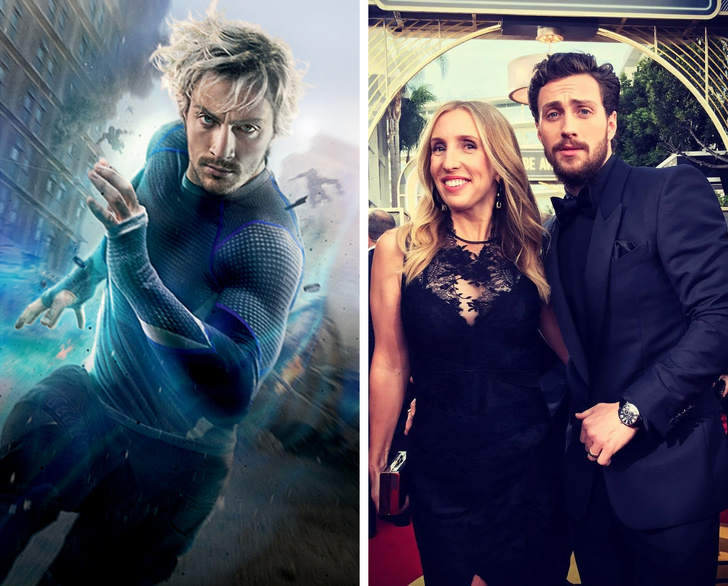 What Real Life Partners of 16 Avengers Stars Look Like