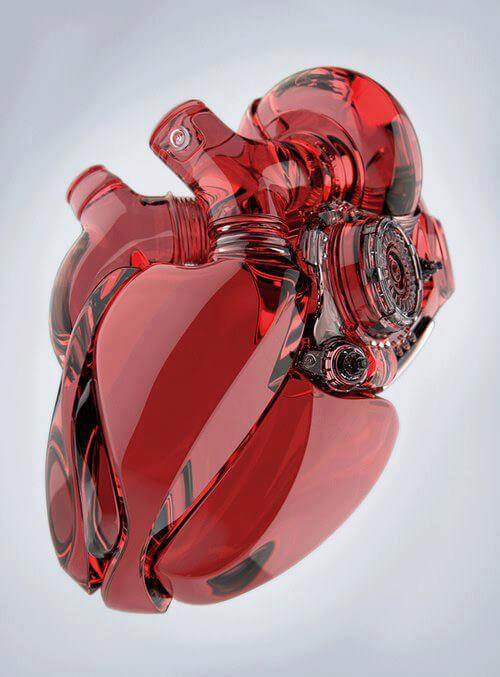 30 Of The World's Most Incredible Sculptures That Took Our Breath Away Glass Heart Model, Ukraine