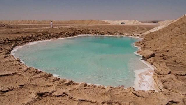 8. Siwa Oasis ประเทศอียิปต์